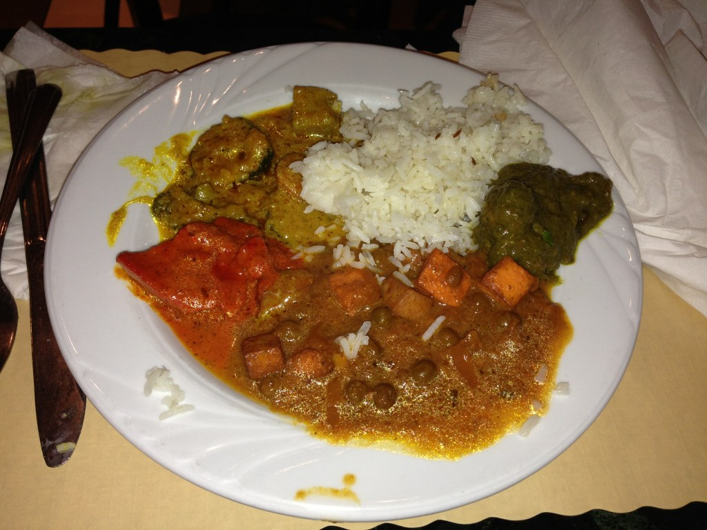 New Delhi Indian Restaurant Philadelphia Buffet Review