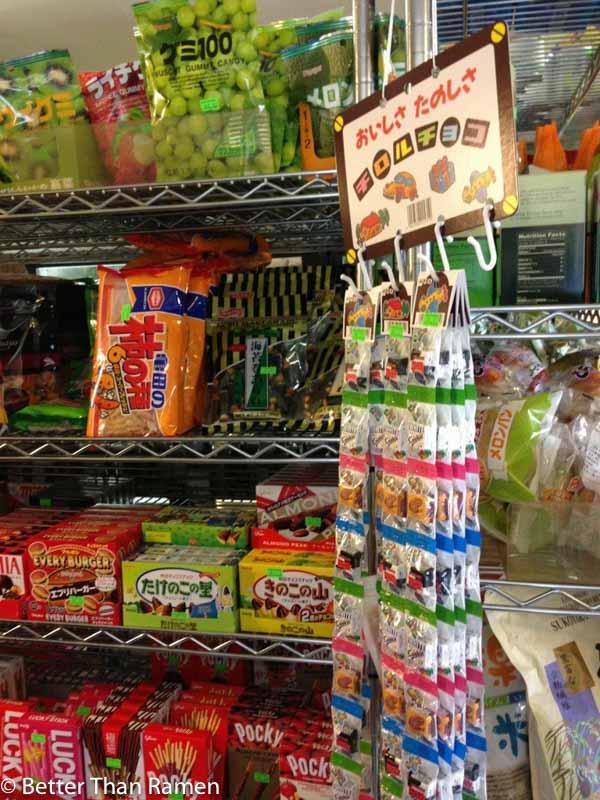 hana japanese market photo tour japanese snacks