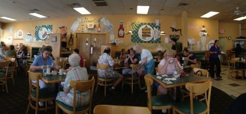 corner cafe huntingdon valley review