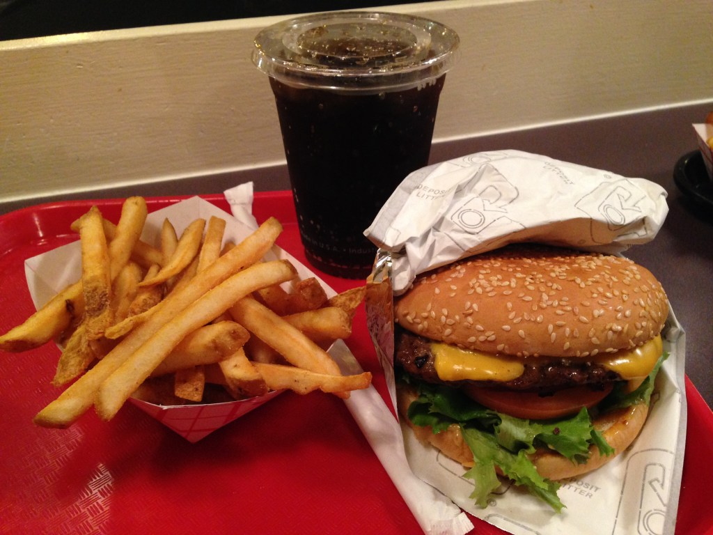 red mill burgers phinney ridge review