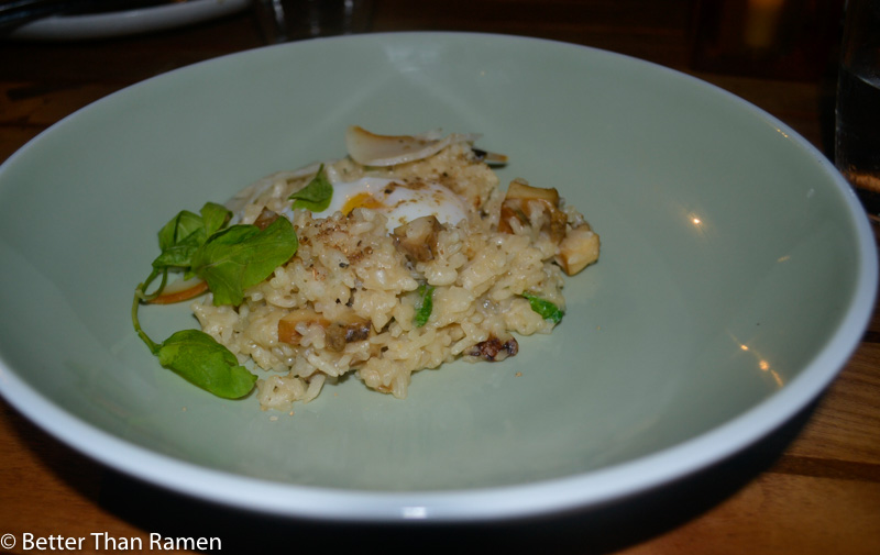 kaana kitchen andaz maui wailea review abalone risotto