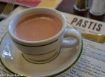 pastis new york restaurant review hot chocolate chocolat chaud