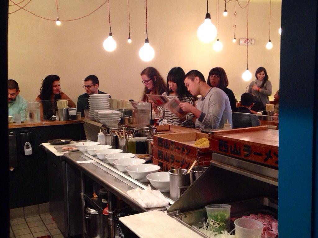 daikaya ramen bar review