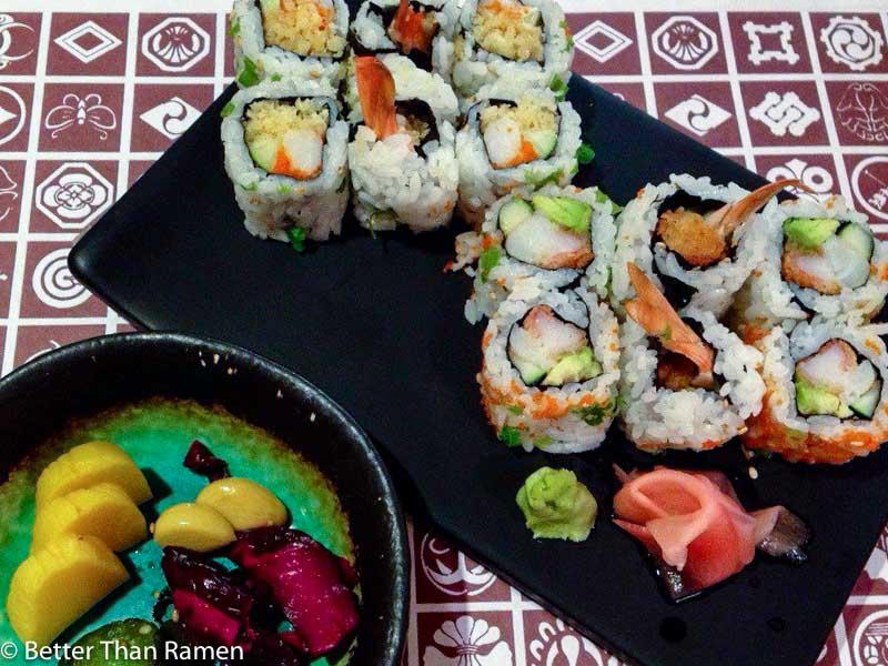 sushi dupont circle sakana dc review