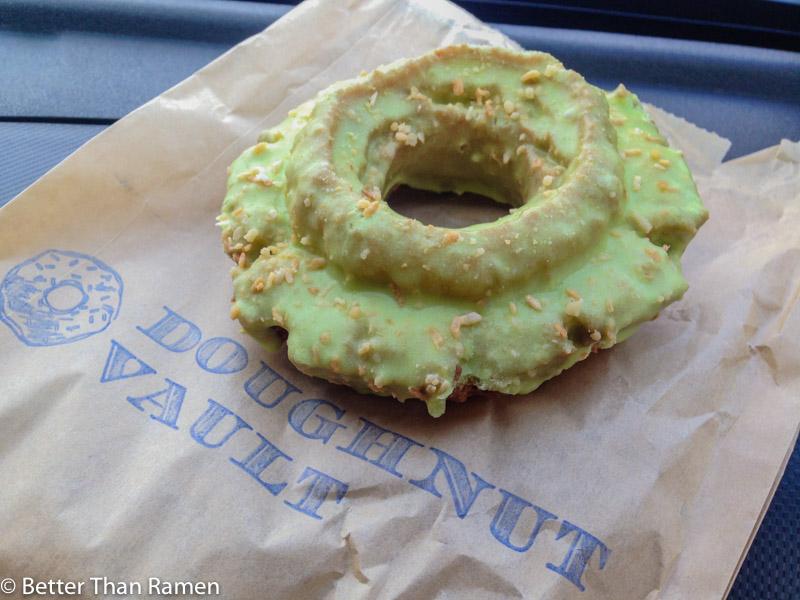 doughnut vault van review