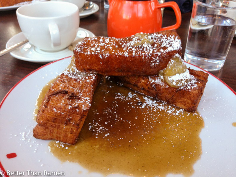 founding farmers bananas foster french toast national french toast day guide to best and worst french toast dc