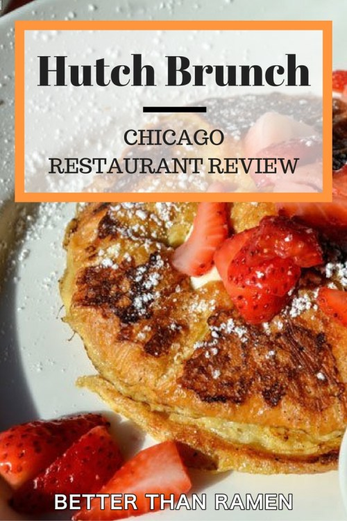 hutch brunch review lakeview chicago