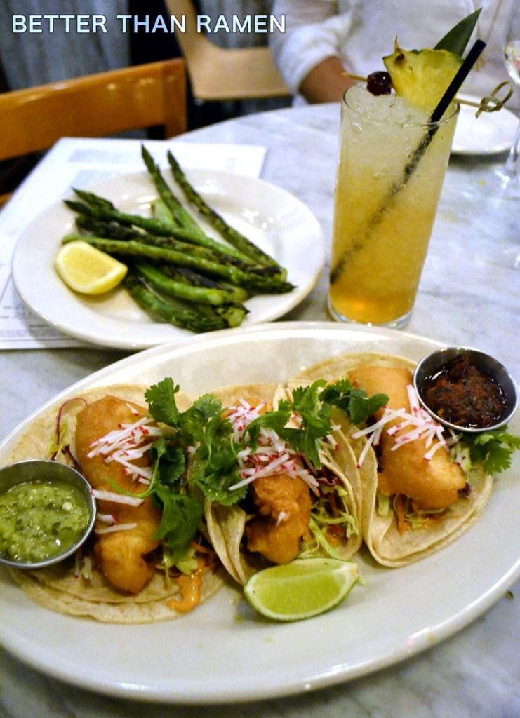 oyster bah crispy fish tacos oyster bah blogger review