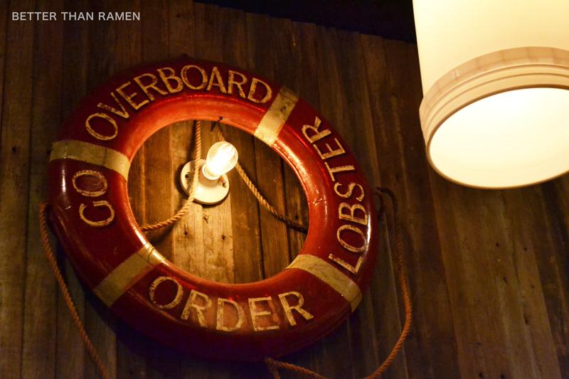 oyster bah go overboard order lobster oyster bah blogger review