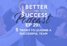 5 Tricks to Leading a Successful Team