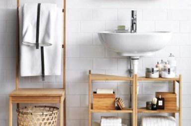 浴室佈置 浴室收納 浴室擺設 浴室設計