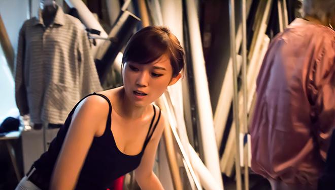 職場女性專訪 人物專訪 台灣服裝設計師 mfluxus 服裝設計師職涯規劃