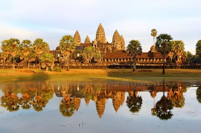 東南亞工廠 成衣業 市場開發 柬埔寨