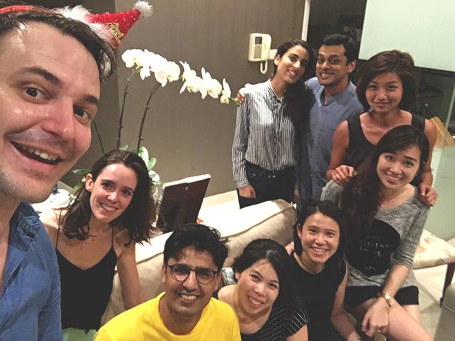 CRM Google 客戶關係管理 新加坡 快樂職場女性 工作生活平衡