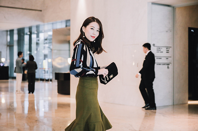 OL穿搭 快樂職場女性 職場女性專訪 女性創業家 女裝電商