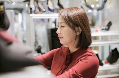 新光銀行 親子 女鞋設計 台灣設計師 職場女性專訪