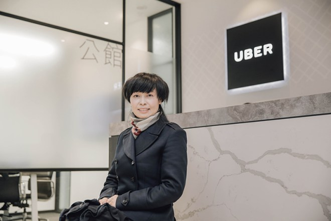 Uber推進社群互助