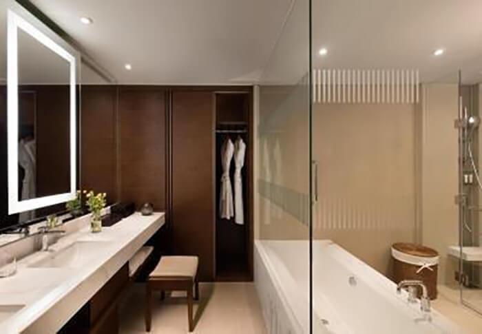 首爾南大門萬怡酒店, 浴室
