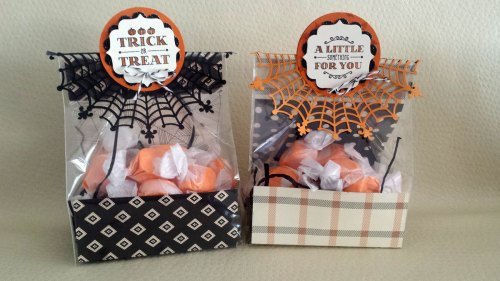 Medium Of Halloween Treat Bags