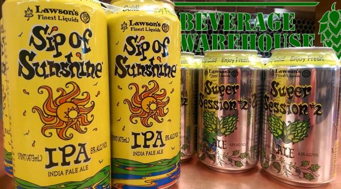 Lawson's Delivery | FRI 08/12 & SAT 08/13 | Sip of Sunshine & Super Session #2