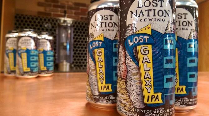 Lost Nation Galaxy IPA