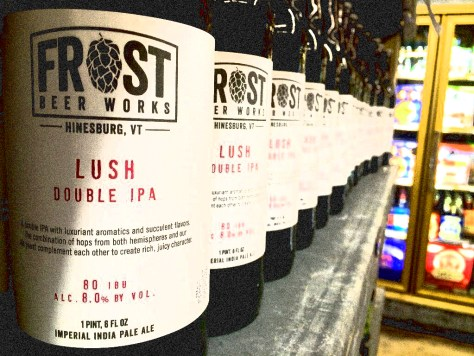Frost Beer Works Lush IPA | Beverage Warehouse