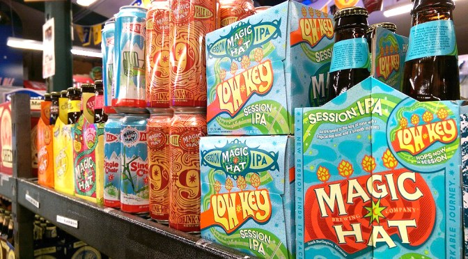 FREE BEER 4-6PM at our Magic Hat Tasting Friday, June 17th!