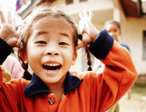 One of the children that Pencils of Promise affects by providing with education. Photo by: Pencils of Promise