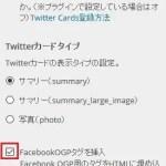 wordpress facebook 連携で404エラーページが表示される不具合【解決!かな?】