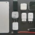 タブレットを急速充電できる充電器とケーブルの組み合わせを検証する