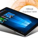 10.1インチ中華パッド CHUWI HiBook 4GB/64GB 22820円→21752円 クーポンコード
