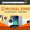【GearBest x Xiaomi】 Mi DEAL ZONE シャオミ製品のセール特設ページ