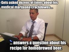 Obama Did An AMA On Reddit And We Got Nuttin