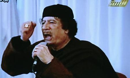 Muammar Gaddafi (Courtesy: Al Jazeera)