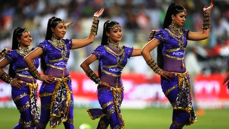 Cheerleading Goes Native in India