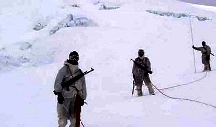 Letter from Siachen on Soldiers' Plight