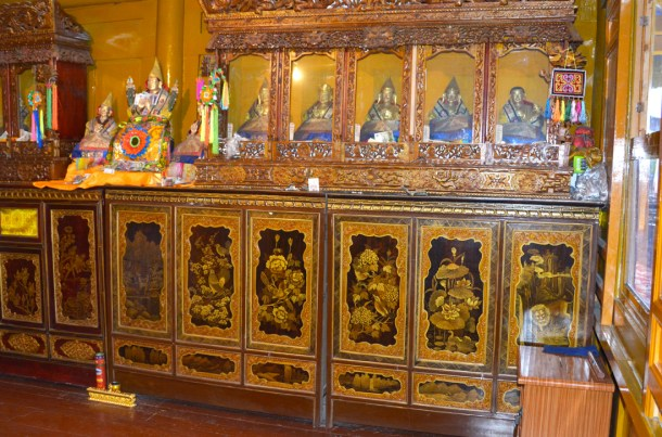 Another Buddha room.