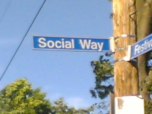 Social Way by caseywest on flickr