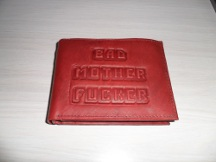 Bad Mother Wallet - small