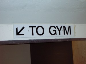 To Gym sign by g5geek ID - 536402