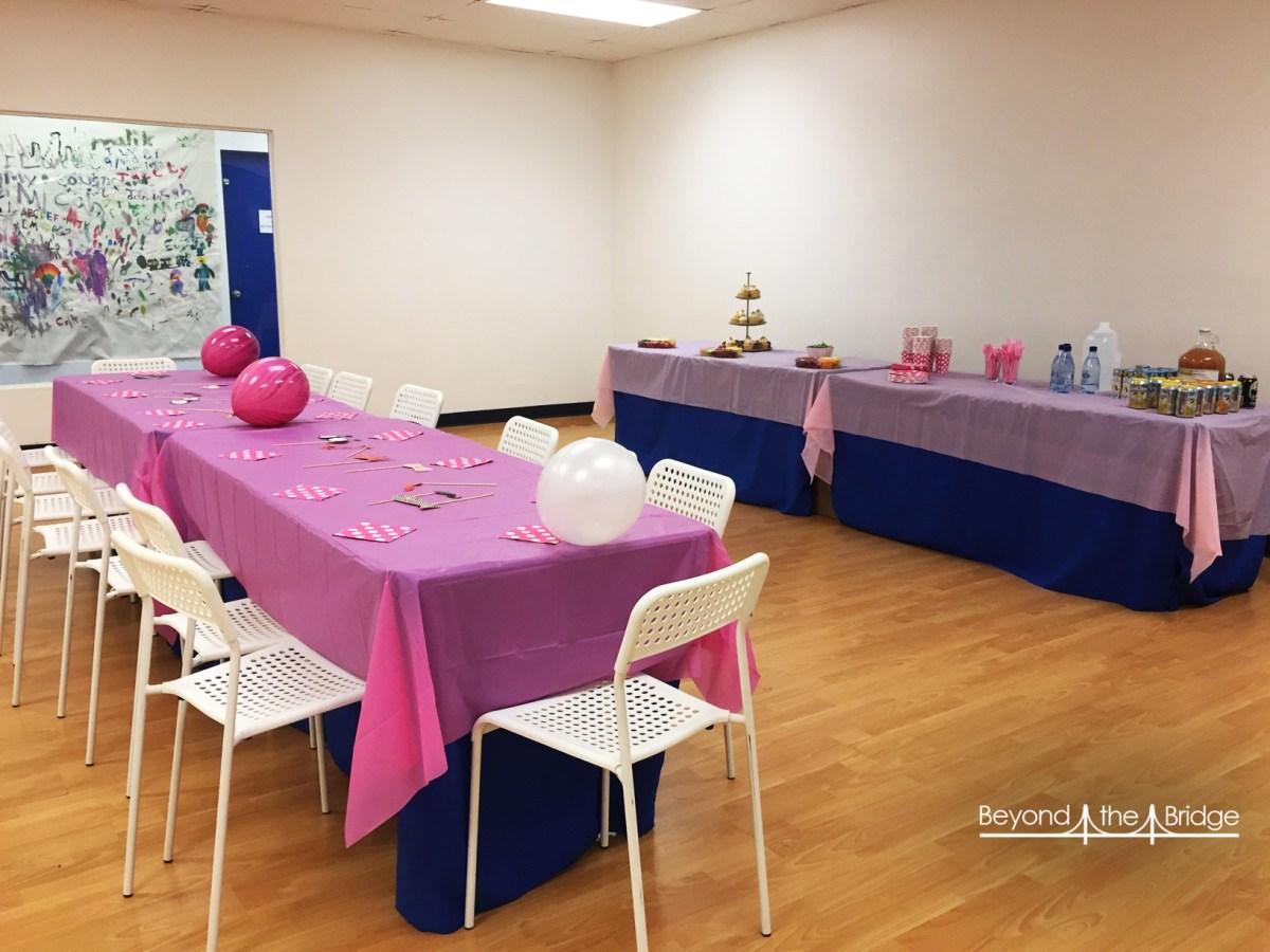 J'ai testé... La indoor birthday party