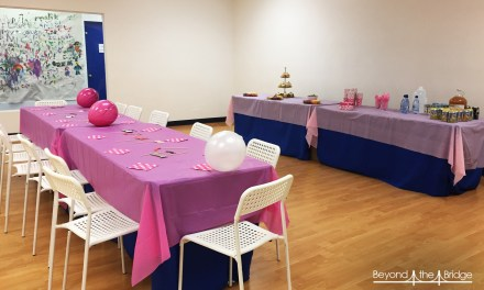 J'ai testé… La indoor birthday party
