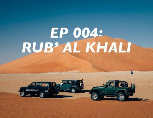 Rub' al Khali