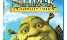 Shrek Anniversary Edition Blu-ray #Giveaway #Shrek15Insiders