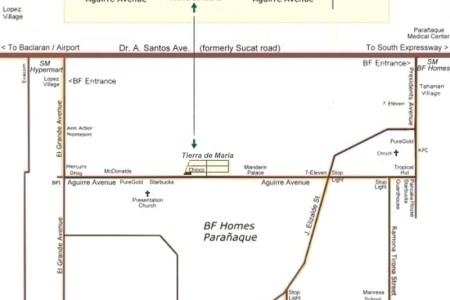 alvarez residence location map