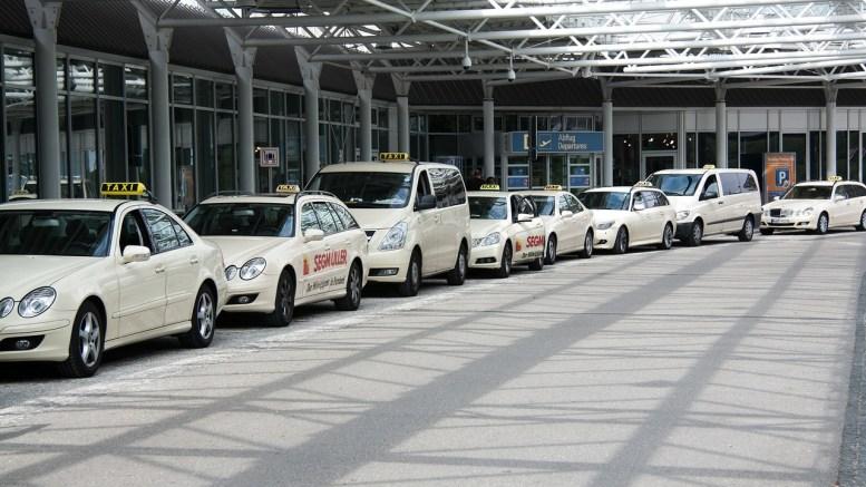 Такси в Мюнхен