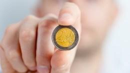 монета от 2 евро
