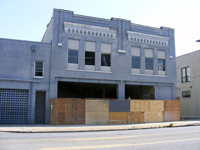 New Vulcan Ale House in progress