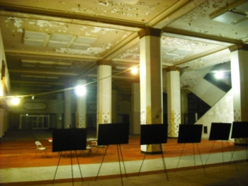 Pizitz Building Interior. The Heaviest Corner