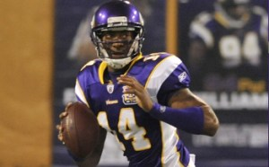 Joe Webb. Courtesy of Minnesota Vikings website.